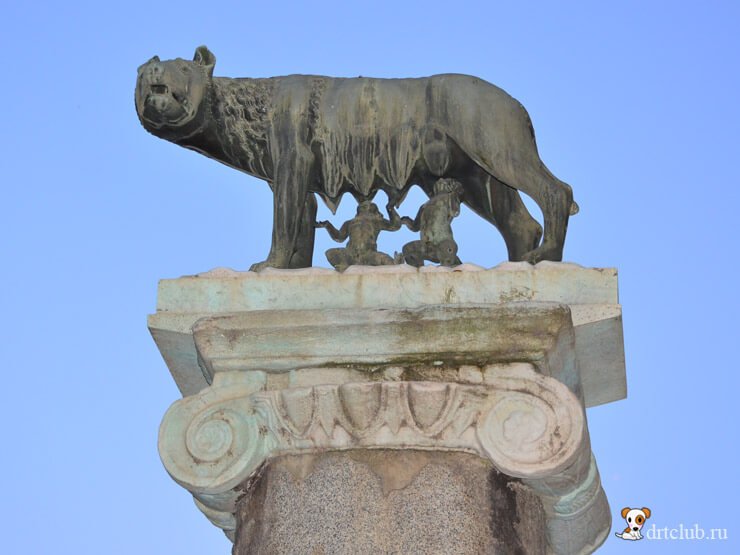 Символ Рима