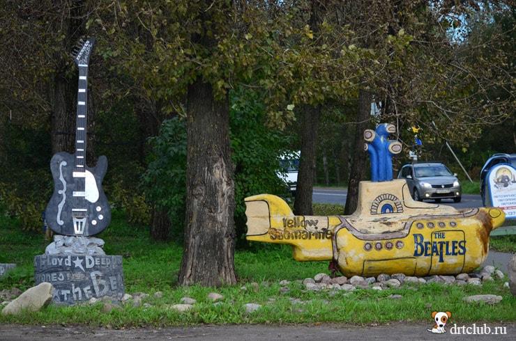 Пушкинская Submarine