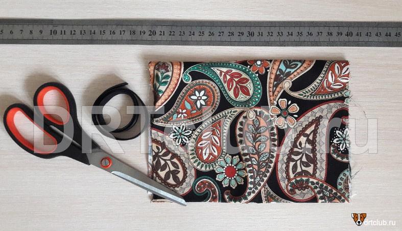 Материалы для изготовления галстука-бабочки