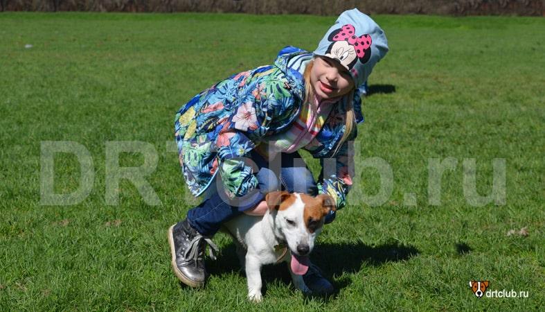 Не позволяйте ребёнку одному выгуливать собаку без сопровождения взрослого