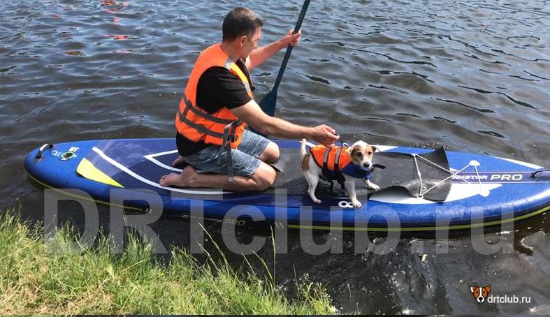 Спасательный жилет - безопасность на воде